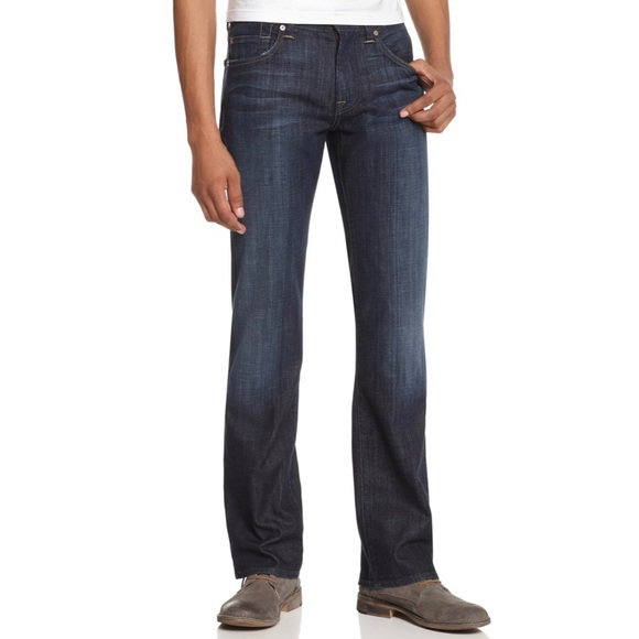 7 For All Mankind Other - 7FAM Austyn Relaxed Straight Fit Jeans